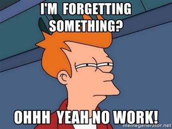 no-work