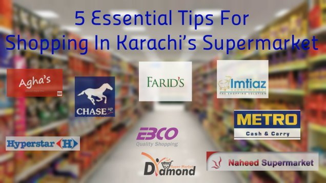 Karachi Supermarket