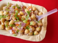 Channa Chaat