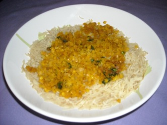 dal-chawal