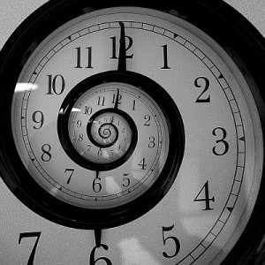Time Not Passing