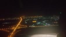 Sharjah from sky