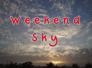 Weekend Sky